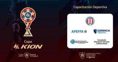 """TorneoMundialito de Fútbol 5""""Copa KION"""""""