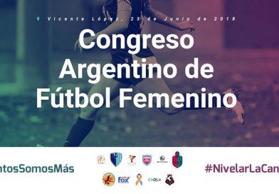 Congreso Argentino de Fútbol Femenino